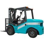 Baoli KB40D új targonca Teherbírás: 4000 kg Emelési magasság: 3000 mm. Alapkivitelű targoncák fúvott