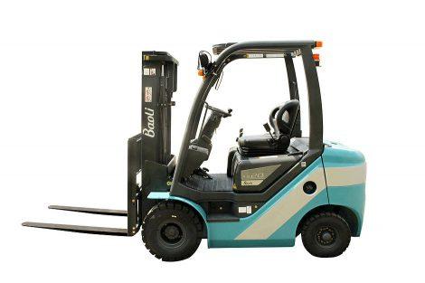 Baoli KB18D új dízel targonca 1,8 tonna 3000 mm Isuzu motorral