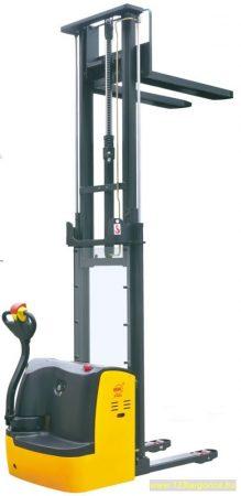 Targonca BCDDR15-II gyalogkíséretű új targonca 5000 mm emelés 1500 kg teherbírás