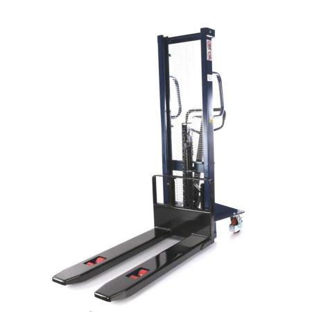 BSDJ-1500 1,5 tonna 1,6 méter hidraulikus kézi raklapemelő targonca 1500 kg teherbírás 1600 mm emel
