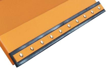 Tartalék hótoló gumicsík 1x2 cm keresztmetszetű 150 cm széles targonca hótolólap gumi