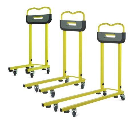 Pallea svéd raklapmozgató Zseniálisan egyszerű és nagyszerű 400 kg teherbírás csak 22 kg Könnyű rakl