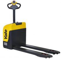 Yale MPC14 elektromos raklapszállító 1400 kg teherbírású gyalogkíséretű targonca