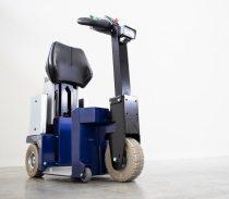 Zallys K1 vezetőállásos vontató jármű