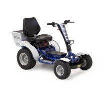 Zallys Micro 900W elektromos személyszállító 250 kg vonó teherbírás