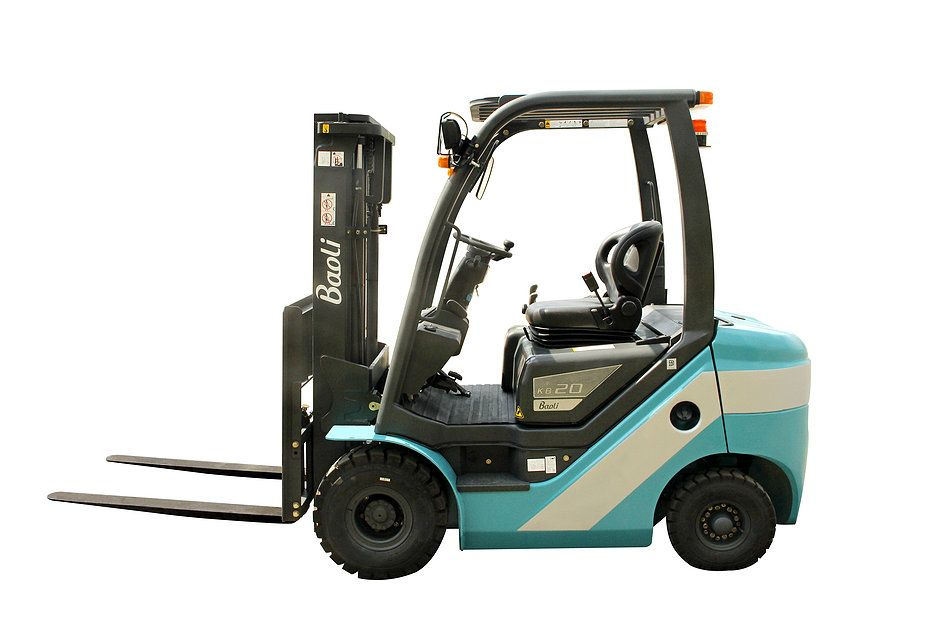 Baoli KB20D új dízel targonca 2 tonna 3000 mm Isuzu motorral