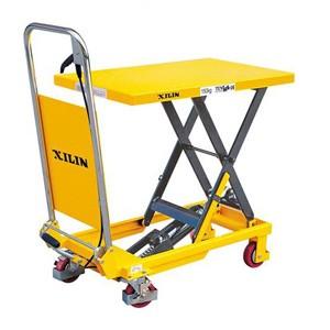 Emelőasztal SP150 150 kg teherbírás, 740 mm emelés