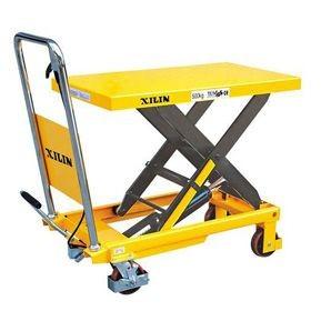 Emelőasztal SP500 500 kg teherbírás, 740 mm emelés