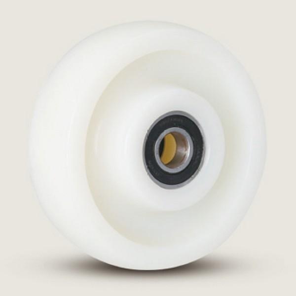 200 mm kerék átmérő raklapmozgató, raklapemelő polyamid