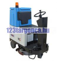 Önjáró ipari takarítógép