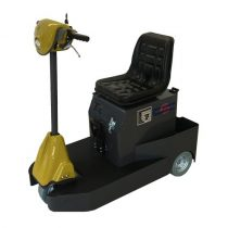 DEC TR6 új vezetőüléses vontató targonca