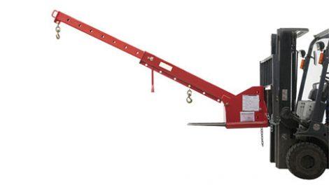 Darukar teleszkpos allíthato magassag 2500 - 500 kg teherbiras targonca villara huzhato