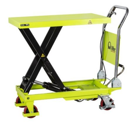 PRAMAC emelőasztal LT30 300 kg teherbírás, 900 mm emelés
