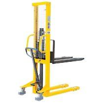 SDJ-1030 (WMS1000-3000) 1 tonna 3 m emelés 1 év garanciával! Hidraulikus kézi raklapemelő targonca 1000 kg teherbírás 3000 mm emelés