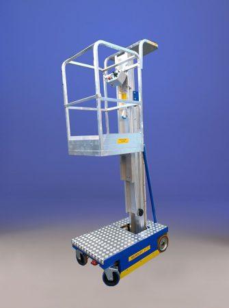 Svelt Microlift ZT önjáró személyemelő 5 méteres munkamagassággal