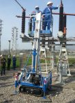 Svelt PID C lánctalpas személyemelő 8,6 méteres munkamagassággal
