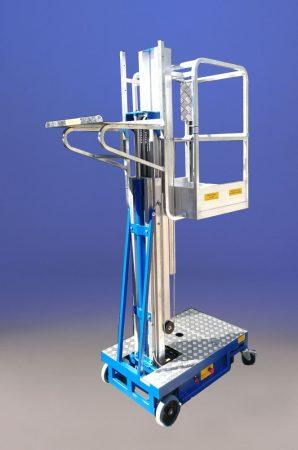 Svelt Microlift Picking komissiózó személyemelő 5 méteres munkamagassággal