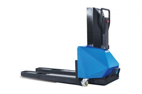 Vanlift PROMAX önfelrakó elektromos magasemelő, 500kg terhet 1410 mm magasra emel