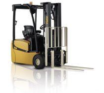 YALE ERP16 VT SWB 1,6 tonnás 5950 mm emelés elektromos üzemű targonca
