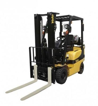 YALE GLP15MX dízel KÉSZLETES targonca 1,5 tonna 3335 mm duplex emelési magasság