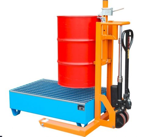 Hordófogó és szállító béka 60-220 kg-os teherbírással