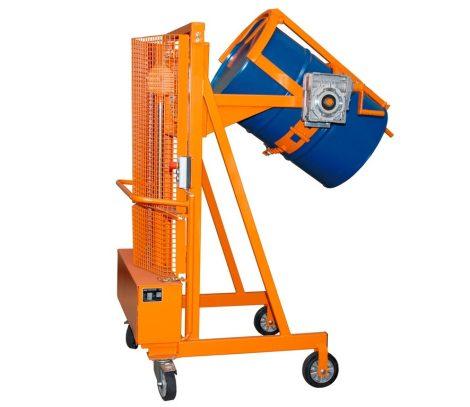 Hordófogó és szállító magasemelő 110-220 kg-os teherbírással