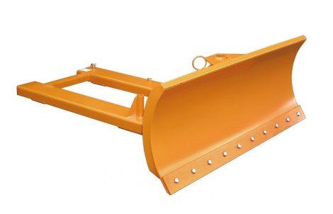 Targoncavillára erősíthető hótoló adapter 1500-2400 mm széles lapáttal