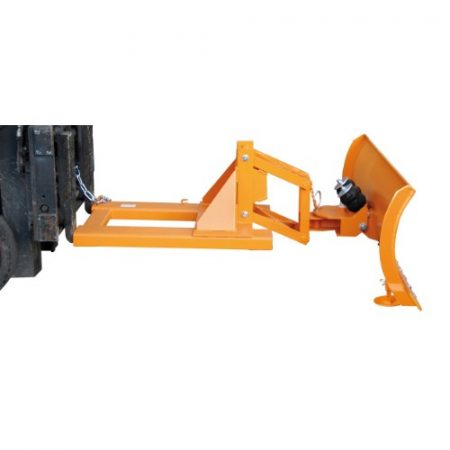 Targoncavillára erősíthető professzionális hótoló adapter 1500-2400 mm széles lapáttal