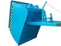 Targoncavillára húzható rakodókanál 0.75-1.5 tonna teherbírással