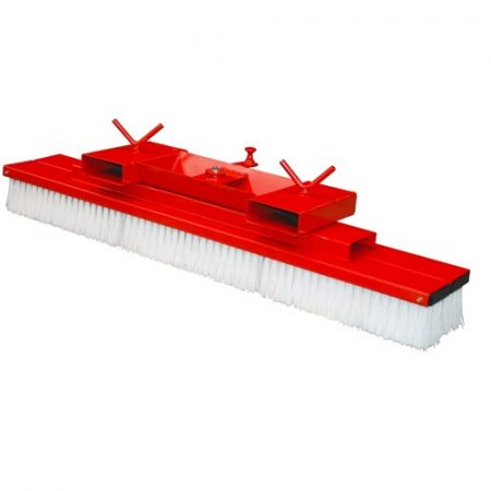 Targoncavillára erősíthető úttisztító kefe adapter 1-2 m szélességben